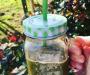 Smoothie green et gourmand
